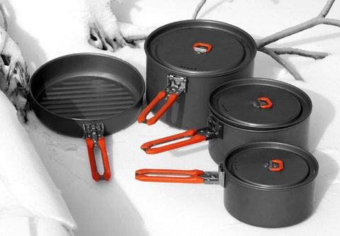 Fire-Maple Feast 5 набор туристической посуды