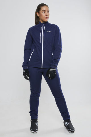 Craft Storm 2.0 женский лыжный костюм dark blue