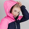 Nordski Mount лыжная утепленная куртка женская dark blue - 3