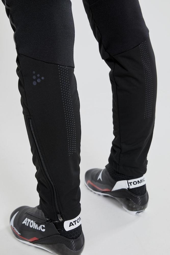 Craft Storm Balance лыжные штаны женские черные - 5