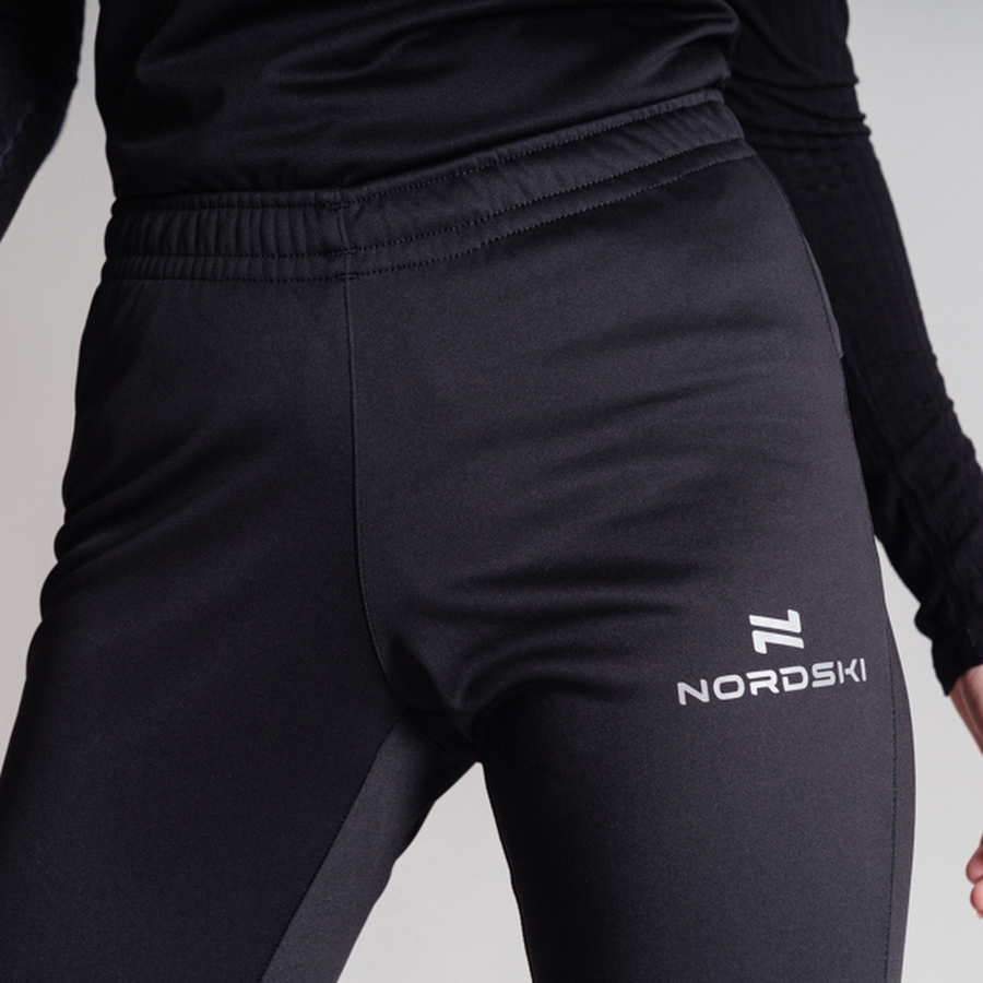 Nordski Base беговой костюм женский mint - 9