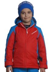 Nordski Kids National 2020 утепленная куртка детская red