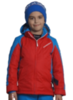 Nordski Kids National утепленная лыжная куртка детская red - 1