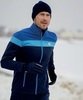 Nordski Drive лыжная куртка мужская blueberry-blue - 1
