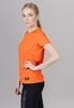 Nordski Run футболка для бега женская orange - 2