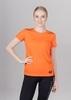 Nordski Run футболка для бега женская orange - 1