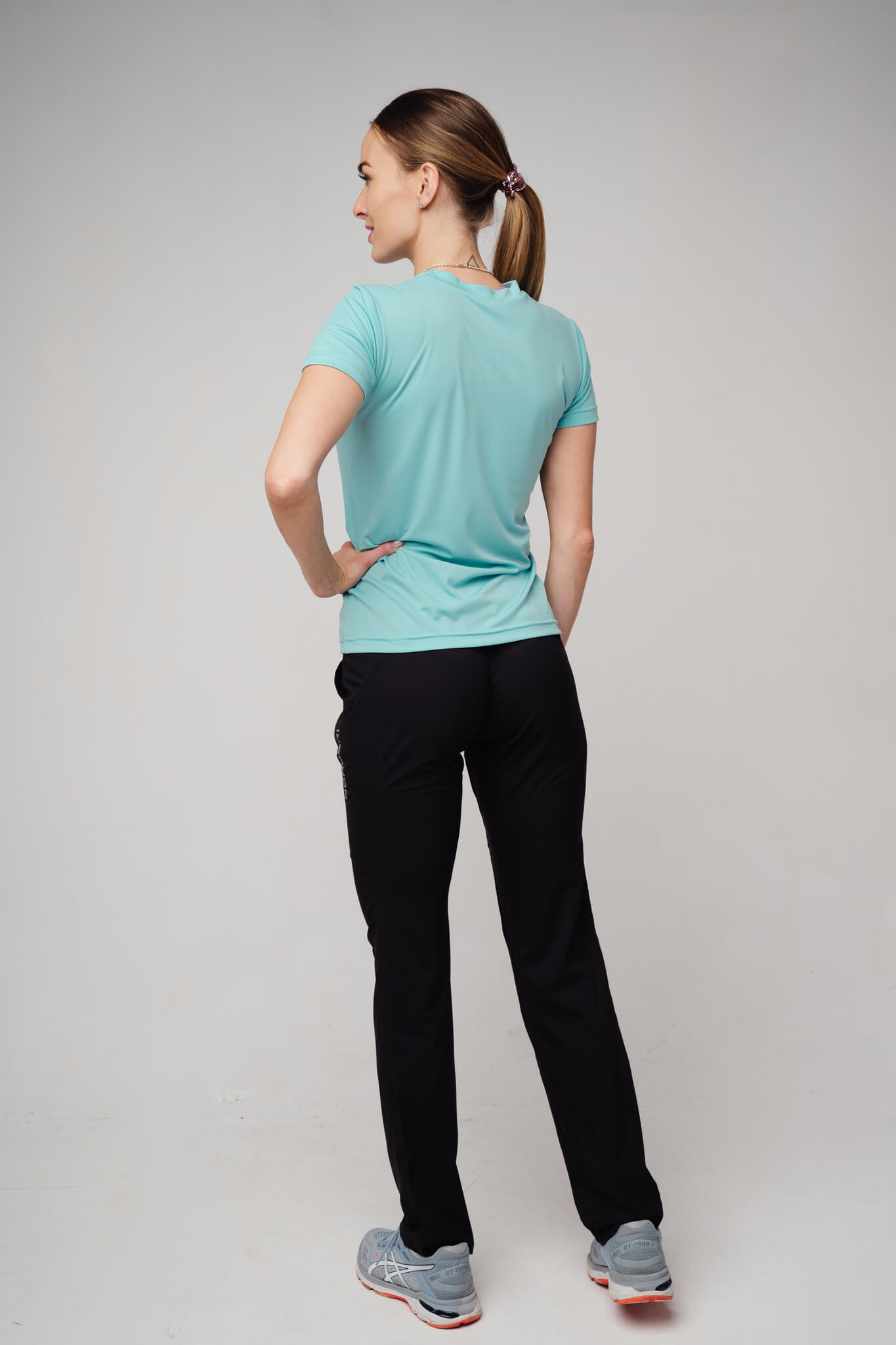 Nordski Active футболка женская aquamarine - 2