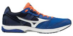 Mizuno Wave Emperor 3 кроссовки для бега мужские синие