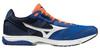 Mizuno Wave Emperor 3 кроссовки для бега мужские синие - 1