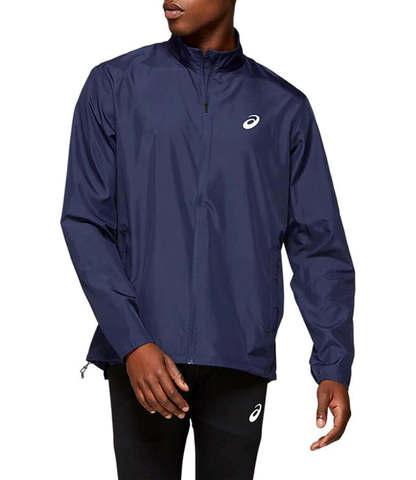 Asics Silver костюм для бега мужской синий-черный