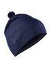 Craft Practice шапка с помпоном blue - 1