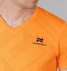 Nordski Ornament футболка спортивная мужская orange - 3