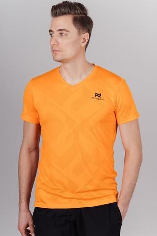 Nordski Ornament футболка спортивная мужская orange