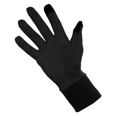 Asics Basic Gloves перчатки черные