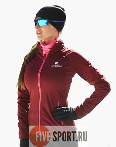 Nordski Elite 2020 разминочная куртка женская