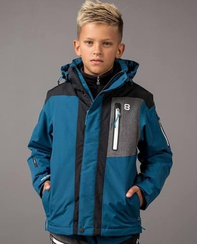 8848 Altitude Aragon-2 детская горнолыжная куртка deep dive