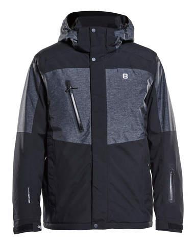 8848 Altitude Westmount мужская горнолыжная куртка black