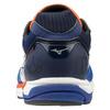 Mizuno Wave Emperor 3 кроссовки для бега мужские синие - 3