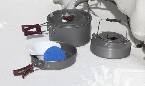 Fire-Maple Fmc-204 набор туристической посуды