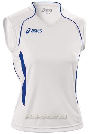 Asics Singlet Aruba Майка волейбольная женская white