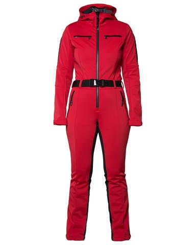 8848 Altitude Cat Ski Suit горнолыжный комбинезон женский красный