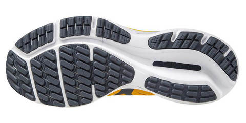 Mizuno Wave Rider 24 кроссовки для бега мужские желтые