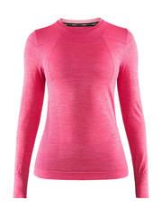 Craft Active Fuseknit Comfort терморубашка женская розовая