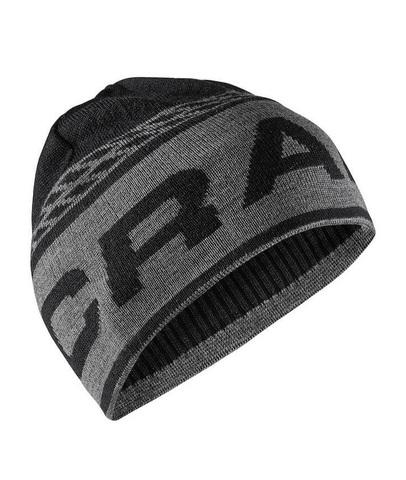 Craft Logo Knit шапка серая