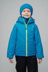 Nordski Kids Motion прогулочная куртка детская blue