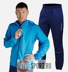 Nordski Run костюм для бега мужской Blue
