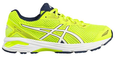 Asics Gt 1000 5 Gs беговые кроссовки подростковые желтые