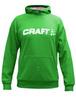 Толстовка Craft Flex Hood женская зеленая - 1