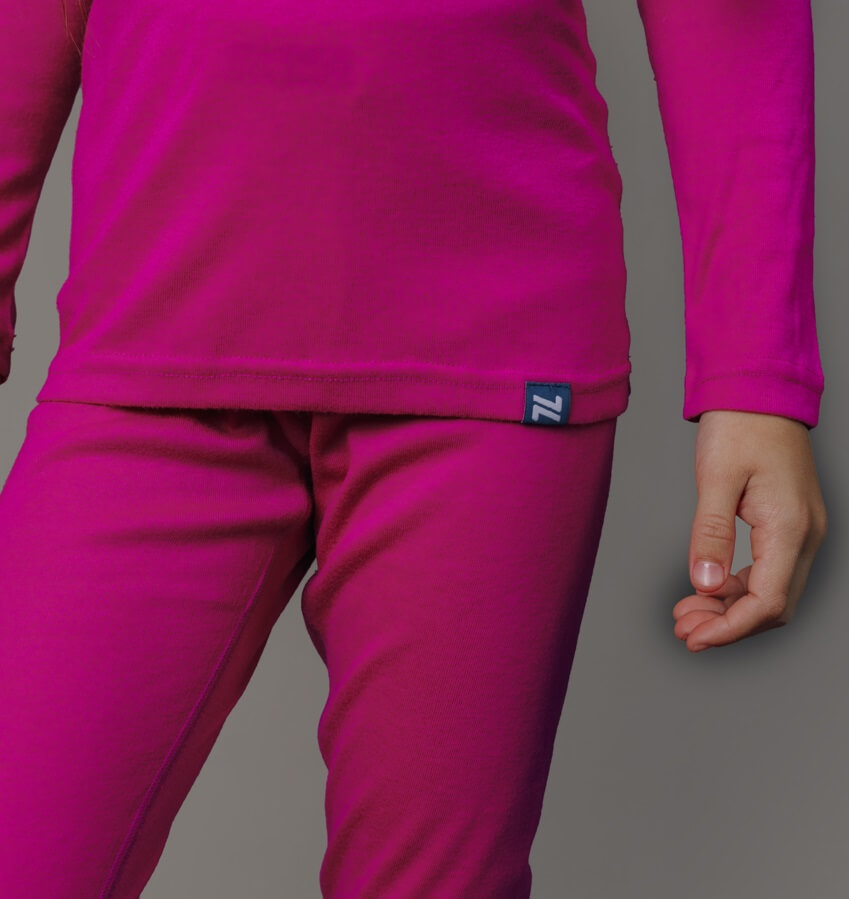 Nordski Kids-Junior Warm комплект термобелья для девочек - 3