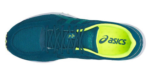 Asics Tartherzeal 6 кроссовки для бега мужские бирюзовые