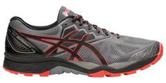 Asics Gel Fujitrabuco 6 мужские кроссовки внедорожники серые
