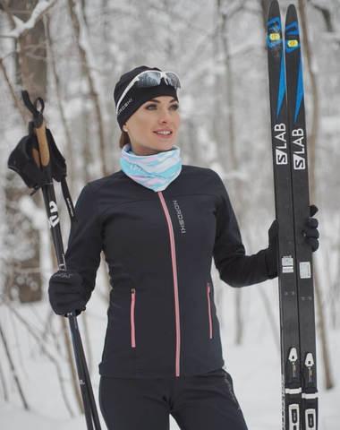 Nordski Active лыжная куртка женская черная