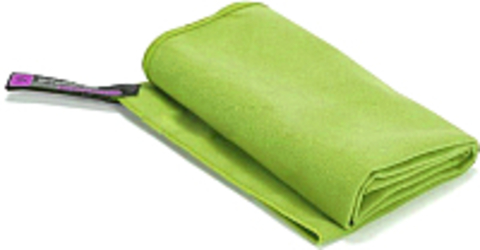 Green-Hermit Superfine Fiber Day Towel L полотенце зеленое