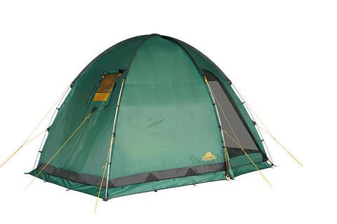 Alexika Minnesota 4 Luxe кемпинговая палатка четырехместная