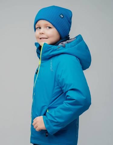 Nordski Kids Motion прогулочная лыжная куртка детская blue