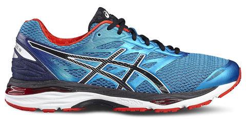 Кроссовки для бега мужские Asics Gel Cumulus 18 синие