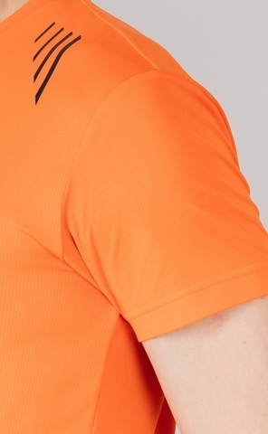 Nordski Run футболка для бега женская orange