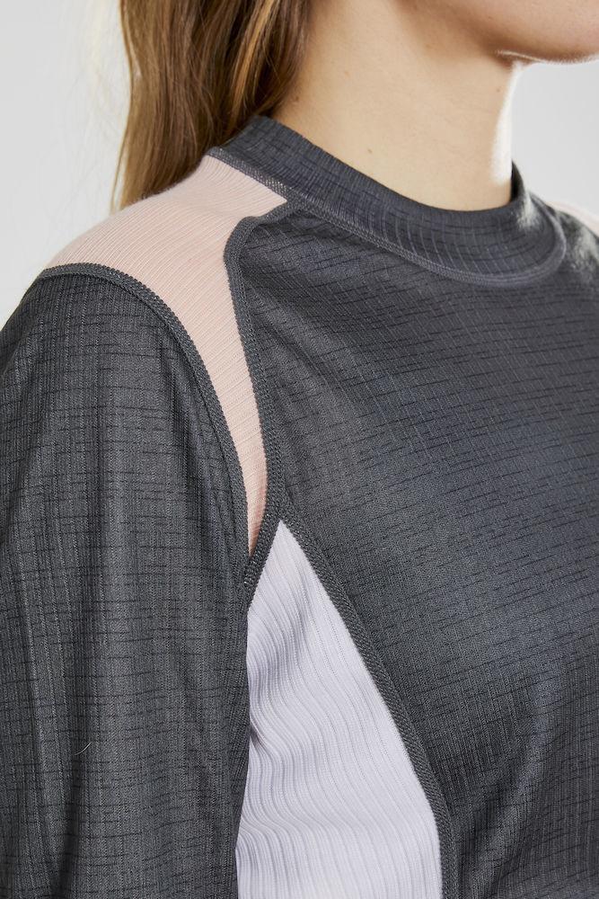 Craft BaseLayer женский комплект термобелья grey - 5