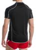 Волейбольная футболка Asics T-shirt Volo мужская black - 3
