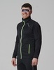 Nordski Elite мужская разминочная куртка black - 1