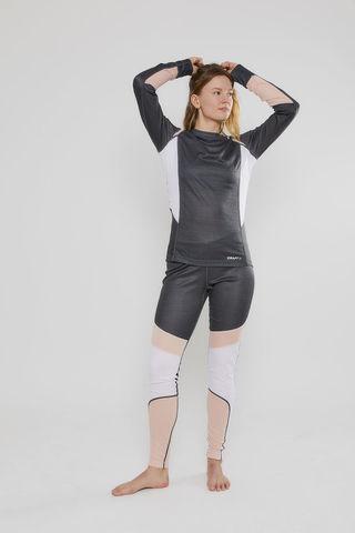Craft BaseLayer женский комплект термобелья grey