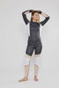 Craft BaseLayer женский комплект термобелья grey - 2