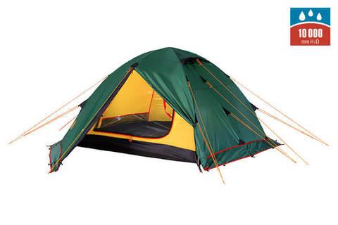 Alexika Rondo 2 Plus Fib туристическая палатка двухместная