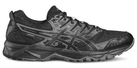 Asics Gel Sonoma 3 GoreTex беговые кроссовки мужские черные
