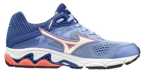 Mizuno Wave Inspire 15 кроссовки для бега женские синие