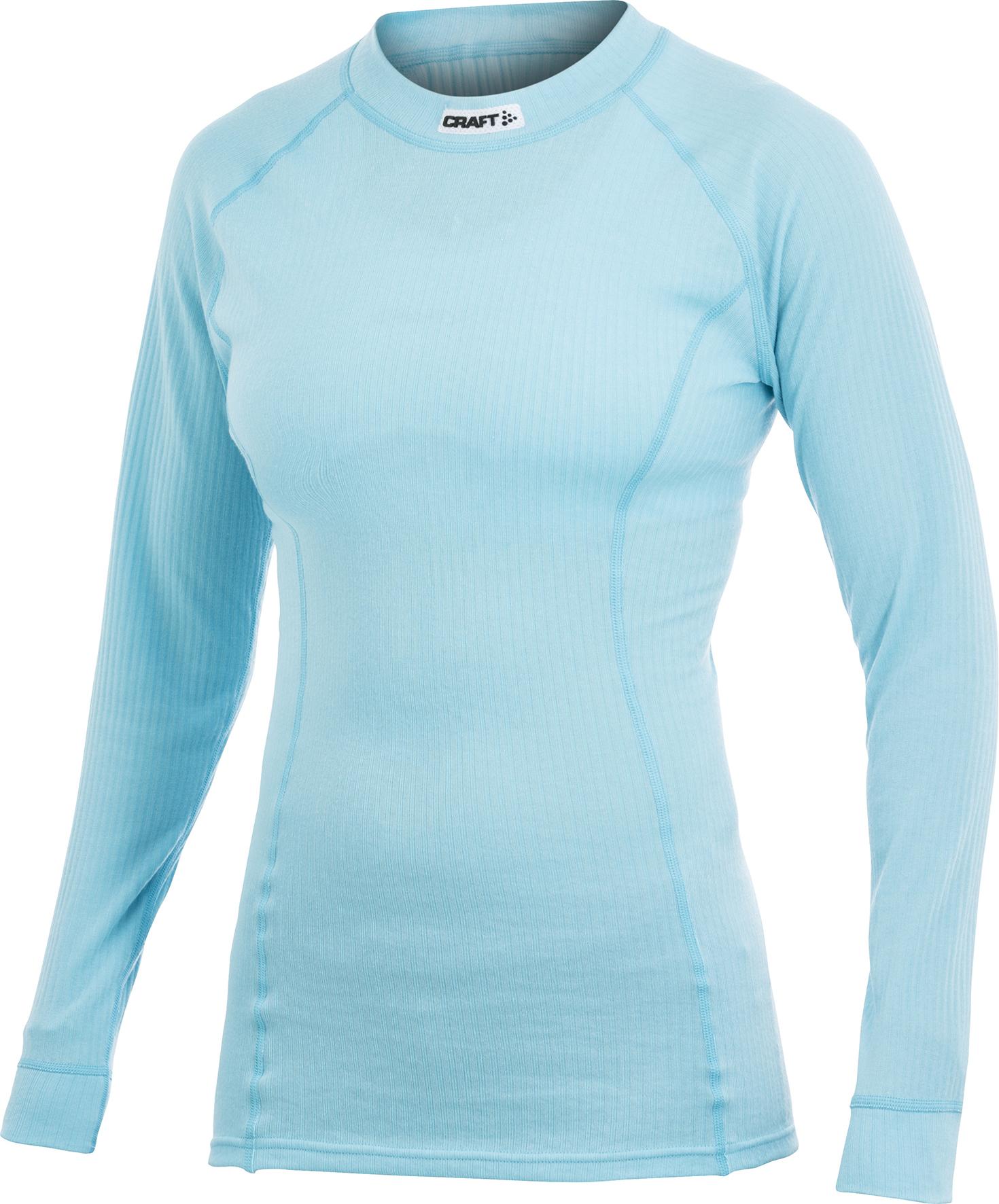 Термобелье Рубашка Craft Active женская blue
